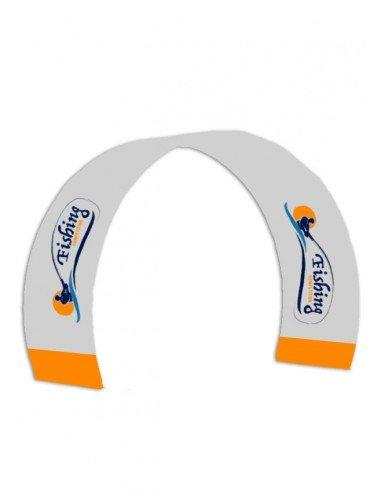 Stand Tissu arche fine